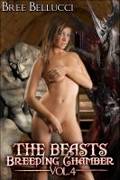 Cover for 'The Beast's Breeding Chamber 4 (The Overlord's Depraved Tales)'