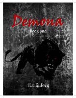 Cover for 'Demona - Book One'
