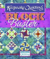 Cover for 'Keepsake Quilting Block Buster'