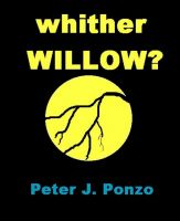 Cover for 'whither Willow?'