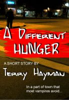 Cover for 'A Different Hunger'