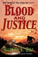 Cover for 'Blood and Justice'