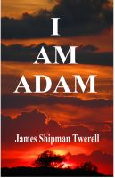 Cover for 'I Am Adam'
