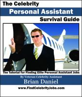 Cover for 'The Celebrity Personal Assistant Survival Guide'