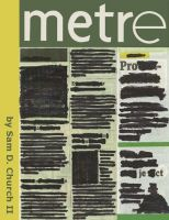 Cover for 'The Metre Erasure Project'