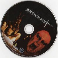 Cover for 'The Antichrist'
