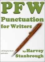 Punctuation for Writers cover