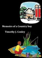 Cover for 'Memoirs of a Country boy'