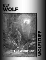 Cover for 'The Audience'