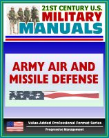 Cover for '21st Century U.S. Military Manuals: Army Air and Missile Defense Operations - FM 44-100 (Value-Added Professional Format Series)'