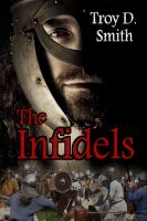 Cover for 'The Infidels'