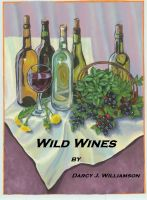 Cover for 'Wild Wines'