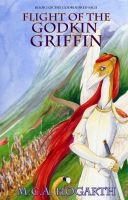 Cover for 'Flight of the Godkin Griffin'