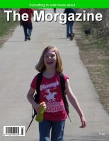 Cover for 'Morgazine'