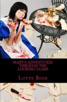 Cover for 'Mary's Adventures Through the Looking Glass'