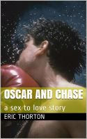 Cover for 'Oscar and Chase (sex to love story)'