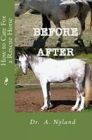 Cover for 'How to Care for a Rescue Horse (Horses / equestrian / riding)'