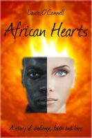 Cover for 'African Hearts'