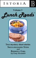 Cover for 'Lunch Reads Volume 2'