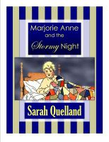 Cover for 'Marjorie Anne and the Stormy Night'