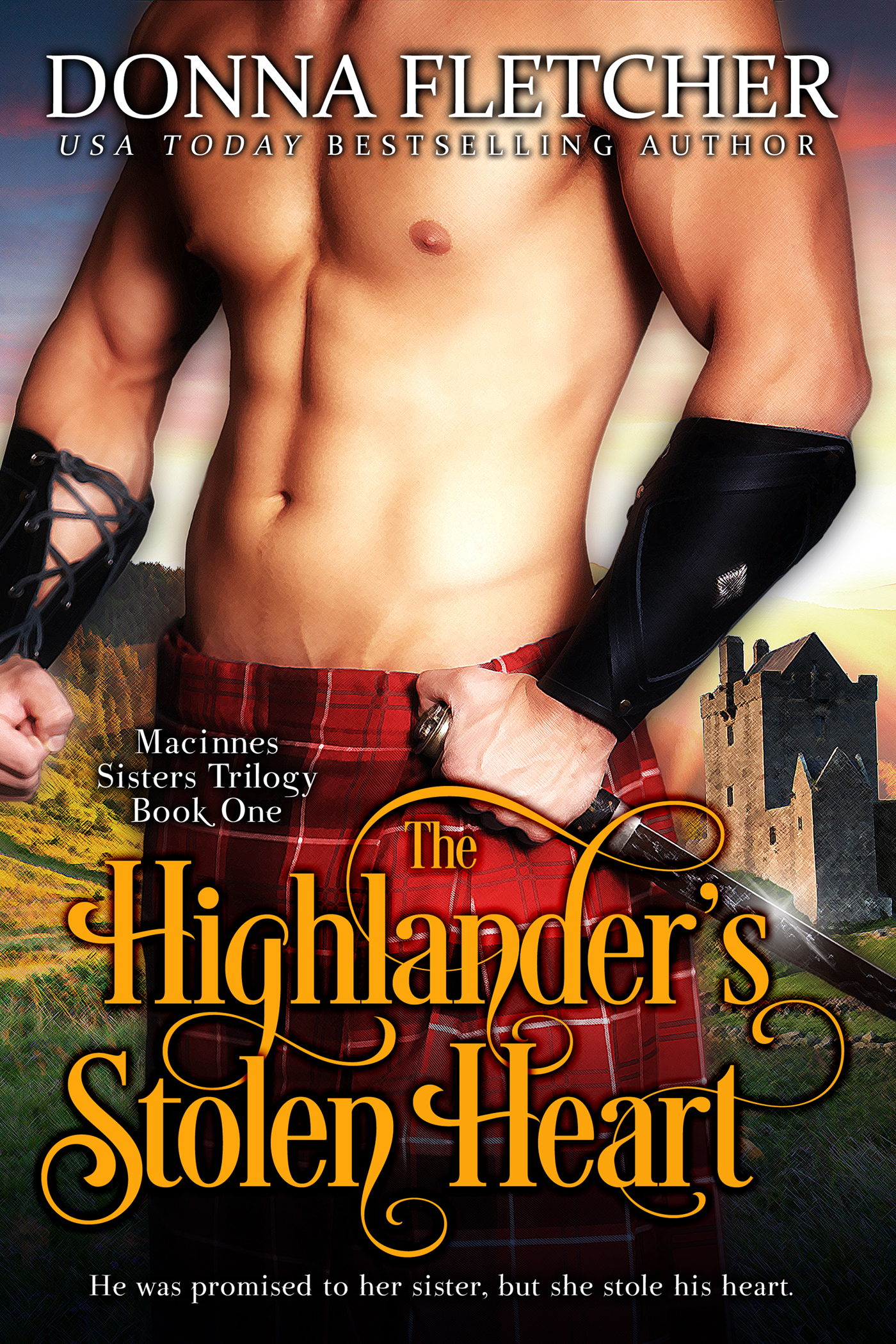 Donna Fletcher - The Highlanders Stolen Heart