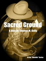 Cover for 'Sacred Ground'