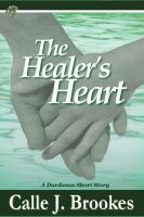 Cover for 'The Healer's Heart'