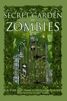Cover for 'The Secret Garden of Zombies'
