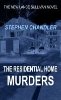 Cover for 'The Residential Home Murders'