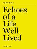 Cover for 'Echoes of a Life Well Lived'