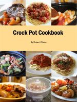 Cover for 'Crock Pot Cookbook'