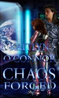 Cover for 'Chaos Forged'