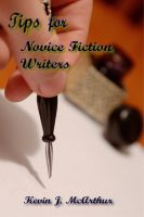 Cover for 'Tips for Novice Fiction Writers'