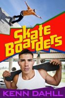 Cover for 'Skateboarders'