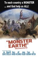 Cover for 'Monster Earth'