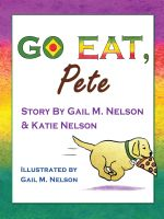 Cover for 'Go Eat, Pete'