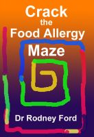 Cover for 'Crack the Food Allergy Maze: Get diagnosed online'