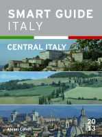 Cover for 'Smart Guide Italy: Central Italy'