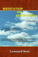 Cover for 'Meditation on Space-Time'