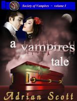 Cover for 'A Vampire's Tale'