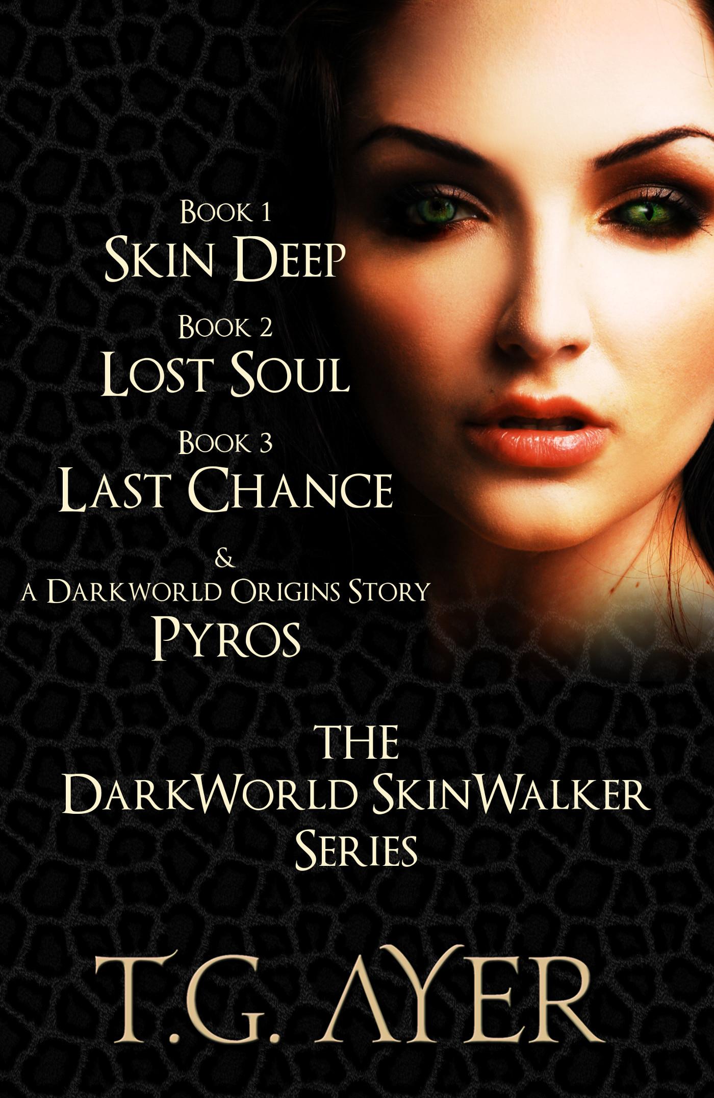 Skinwalkers novel