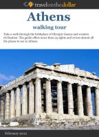 Cover for 'Athens Walking Tour'