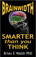 Cover for 'BrainWidth: Smarter than you Think'