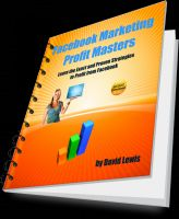 Cover for 'Facebook Marketing Profit Masters'
