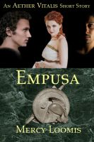 Cover for 'Empusa: an Aether Vitalis Short Story'