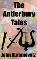 The Antlerbury Tales cover