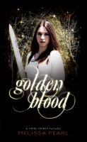 Cover for 'Golden Blood'