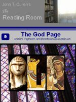 Cover for 'The God Page'