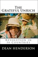 Cover for 'The Grateful Unrich: Revolution in 50 Countries'