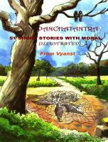 Cover for 'Panchatantra 51 short stories with Moral  Part-2 (Illustrated)'